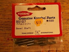 BS-107 Bevel Shaft - Kyosho Inferno USA-1 Porsche 959 Landmax GP-20 Espirit