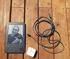 Amazon Kindle Keyboard (3rd Generation) eBook Reader Model D00901