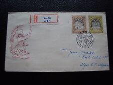 TCHECOSLOVAQUIE - enveloppe 12/5/1956 (L1)