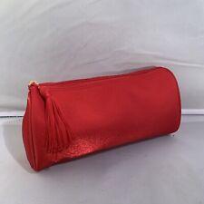Elizabeth Arden Red Make Up Bag