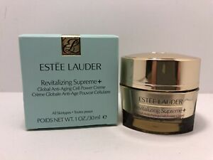 Estée Lauder Revitalizing Supreme + Global Anti-Aging Cell Power Creme - 1 fl.oz
