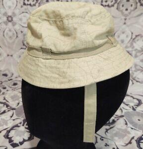 Gymboree Safari Sun Hat Cap Size 3-6 Months Hat
