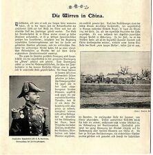 Die Wirren in China Peking Taku Iltis Tientsin Frhr.v. Ketteler Fotoreport 1900