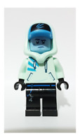 LEGO Mini Figure Jack Davids Aqua From Welcome to Hidden Side Set 70427