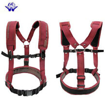Carpenter Work Tool Belt Suspenders Support Kaya KL- 210 Adjustable Length