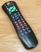 Genuine RCA Gemstar Black With Multicolor Buttons Remote Control & Battery Cover