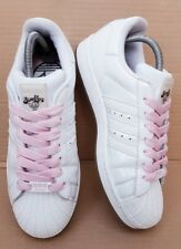 online retailer 8ffb5 4df7b DEADSTOCK ADIDAS SUPERSTAR TRAINERS SIZE 7.5 UK NEW YORK SERIES I LOVE  BROOKLYN