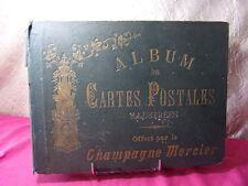ÉNORME ALBUM DE FAMILLE 500 photos 1940 autos, motos, Mont St Michel, etc..