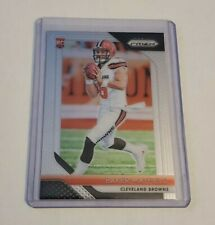 B14,517 - 2018 Panini Prizm #201 Baker Mayfield Rookie Browns