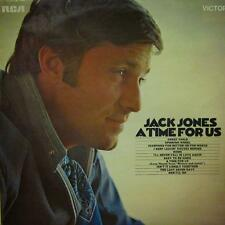 Jack Jones(Vinyl LP)A Time For Us-RCA-SF 8075-UK-VG/Ex