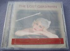THE LOST GERSHWIN Victoria Hart with Pavao NEW SEALED Russell Watson Tony Kofi