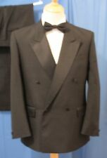 Wool Blend No Pattern None 28L Suits & Tailoring for Men