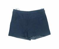 Womens Topshop Blue Shorts Size 12/L2