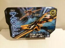 Tron Legacy Disney One Man Light Jet Nos sealed 2010 Spinmaster