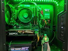 Gaming PC Desktop Computer RGB i7 Ryzen 5 1TB SSD 16GB Ram RX570 Radeon