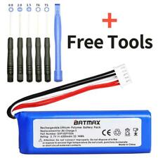 3.7V 6200mAh Battery Bateria GSP1029102A for JBL Charge 3 with install Tools