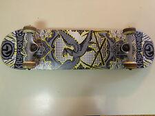 Vintage Kryptonics Skateboard – Double Kick Tail - All Kryptonics Parts