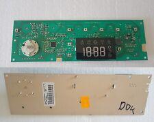 MACHINE A LAVER INDESIT IWE71451 PLATINE AFFICHAGE COMMANDE 16200284300