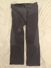 Arcteryx Alpha Comp Pants Anvil Grey Men's XL New