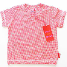 T-Shirt Gr.68 Oilily NEU rot creme jersey baby sommer