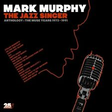 Mark Murphy Jazz Singer Anthology Muse Years 1973-1991 (Uk) vinyl LP NEW sealed