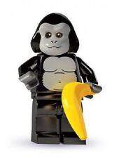 Lego Series 3 Collector Mini Figure #12 Gorilla Suit Guy New 8803 Banana Jungle