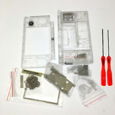 Clear white Housing Shell Case Repair Part Replacement for Nintendo DSi NDSI