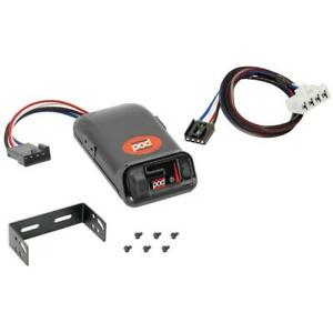 Trailer Brake Control for 95-09 Dodge RAM 1500 2500 3500 w/ Plug Play Wiring New