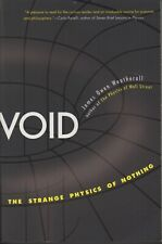 SCIENCE , VOID , THE STRANGE PHYSICS OF NOTHING by JAMES OWEN WEATHERALL