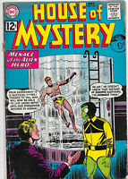 House Of Mystery #122 Silver Age DC Comics VG/F