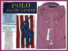 RALPH LAUREN Camisa Hombre M XXL Europa / S XL US *AQUí CON DESCUENTO* RL01 T1P