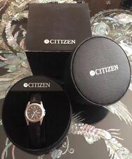 Citizen BERKSHIRE HATHAWAY Ladies Day Date Quartz Watch Warren Buffett 1002 NIB