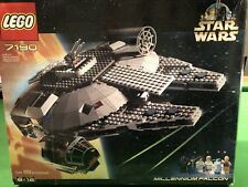 Lego Star Wars 7190 Millenium Falcon, 100% Complete (Box Mint But Opened)