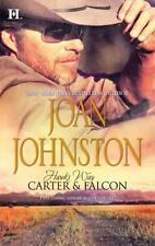 Hawk's Way: Carter and Falcon : The Cowboy Takes a Wife the Unforgiving Bride...