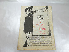 REVUE ABC DECOR / N° 46 / AOUT 1968