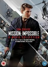 Mission: Impossible - The 6-movie Collection (DVD)