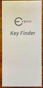 Key Finder, Esky Wireless Key Finders with 6 Receivers RF Item Locator, Item Pet
