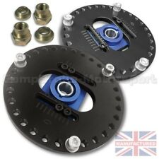 FORD ESCORT MK5/6 ADJUSTABLE FRONT SUSPENSION TOP MOUNT (PAIR)
