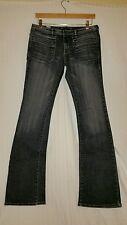 Diesel crossims jeans sz 10 low rise excellent condition!