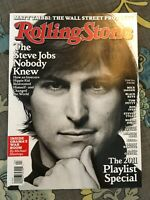 Rolling Stone Magazine Issue 1142 October 27 2011 Steve Jobs (1955-2011) Commera