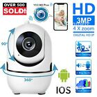 Внешний вид - 1080P HD IP Camera Wi-Fi IR Night Smart Home Wireless Security Baby Monitor CCTV