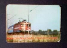 Yugoslav Railway 1983 pocket calendar