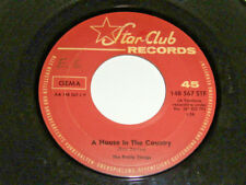 """7"""" - Pretty Things A House in the Country & Me needing you - Star Club # 1634"""