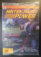 1999 Nintendo Power Magazine Volume #116 January N64 Castlevania Still Sealed
