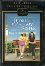 hallmark ~ RIDING THE BUS WITH MY SISTER ~ new/DVD