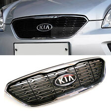 OEM Genuine Parts FRONT Hood Radiator Grill For KIA 2007-2011 New Carens / Rondo