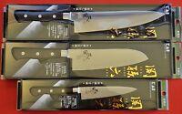 Set Couteaux cuisine Japonais Chef Santoku KAI 5000CL SEKI MAGOROKU AE-5101 5100
