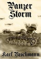 Panzer Storm (Paperback or Softback)
