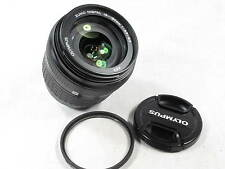 OLYMPUS DIGITAL 18-180mm f3.5-6.3 LENS 4/3 W/HOOD/FILTER/FRONT CAP EXCELLENT+++