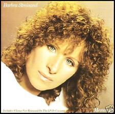 BARBRA STREISAND - MEMORIES CD ~ 70's CLASSIC ~ EVERGREEN : A STAR IS BORN *NEW*